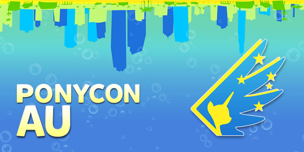 PonyCon AU 2015 Graphic