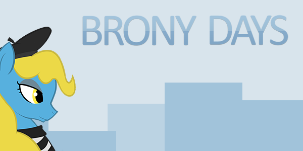 BronyDays 2015 Graphic