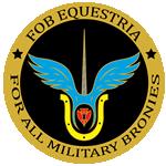 FOB Equestria Logo