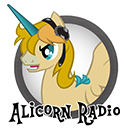Alicorn Radio Logo
