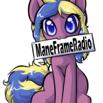 ManeFrameRadio Logo