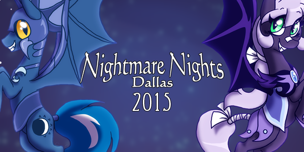 Nightmare Nights Dallas 2015 Graphic