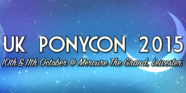 UK PonyCon 2015 Graphic