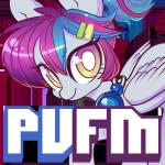 PonyvilleFM Logo
